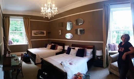 Rowen, UK: Lovely view of the room