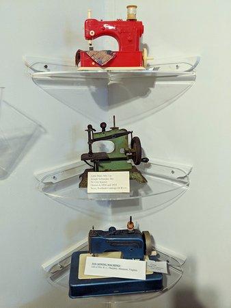 More antique toy machines
