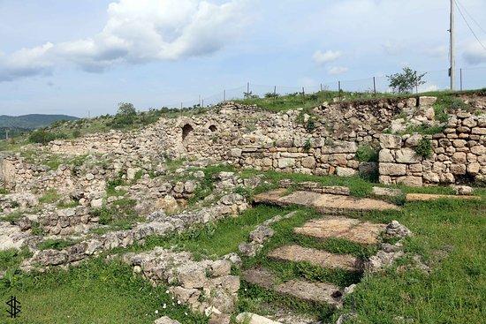 Karabuk, Turquia: Roma hamamı