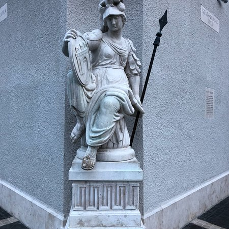 Statue of Pallas Athene