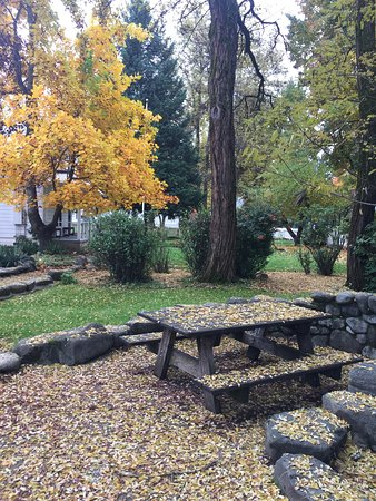 Weaverville, CA: The Highland is a beautiful place to stop in any season.