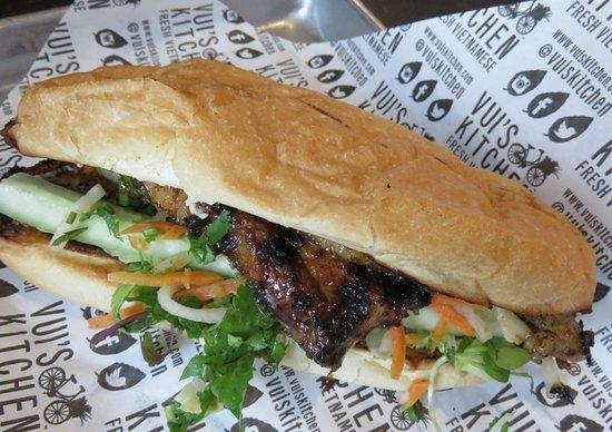 Pork Belly Bao Bun Picture Of Vui S Kitchen Nashville Tripadvisor