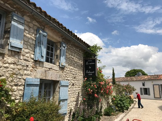 Talmont sur Gironde, Γαλλία: A Place to Stay Or Hire