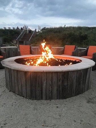 Sanderling Resort: Fire Pit