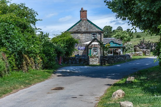 Tissington, UK: The Best Sweet and Ice Cream Shop in the UK