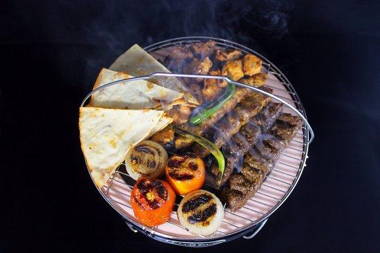 Al Wakra, Qatar: mix grills