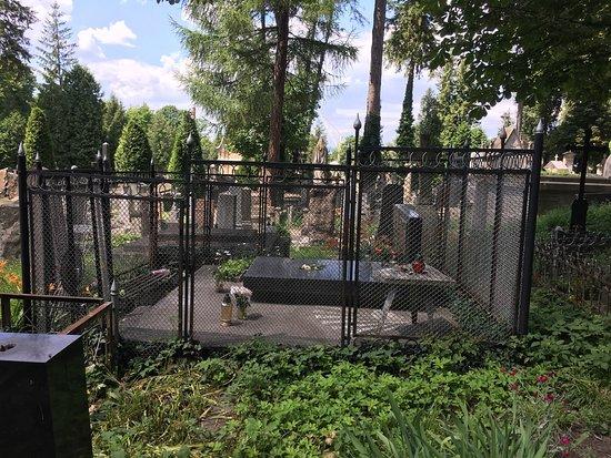 莱卡基伍墓园照片