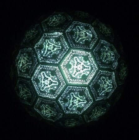 Mount Tremper, NY: World's Largest Kaleidoscope