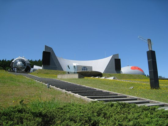 Notojima Glass Art Museum