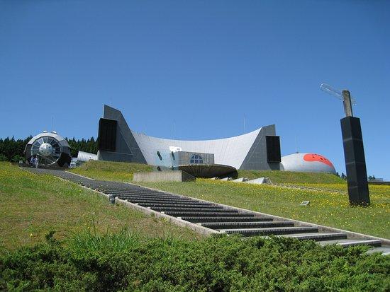 Notojima Glass Art Museum