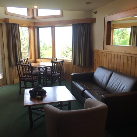 Superior Shores Resort: Two bedroom suite in main lodge