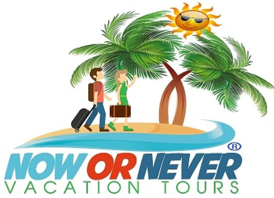 Saint James Parish, Jamaica: Now Or Never logo.