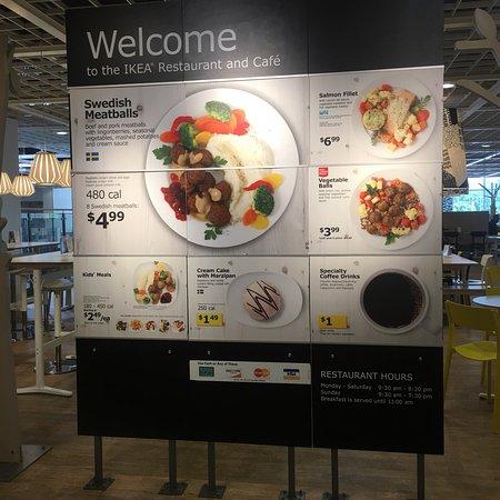 Ikea Cafe West Chester Menu Prices Restaurant Reviews