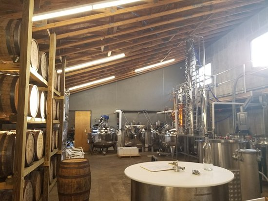 Copper Bottom Craft Distillery