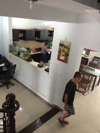Starfruit Homestay: Just Like home inside