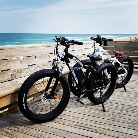 OBX E-Bikes Electric Bike Rentals