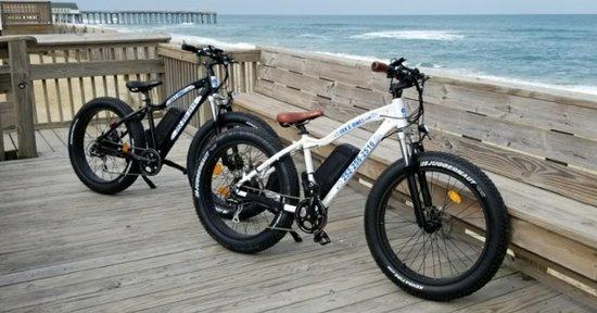OBX E-Bikes Electric Bike Rentals