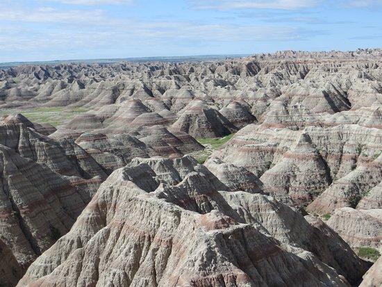 Big Badlands Overlook