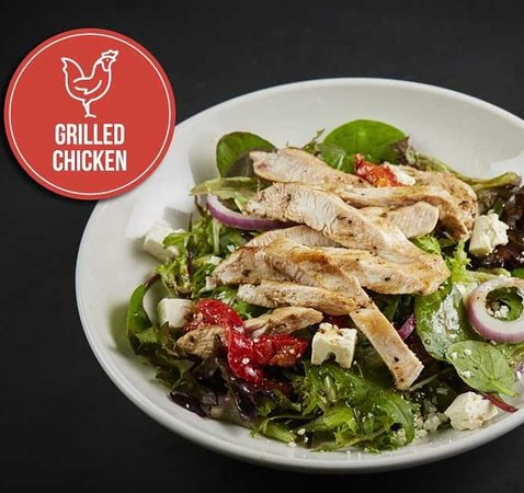 Campbellfield, Australien: Salads that are not boring!