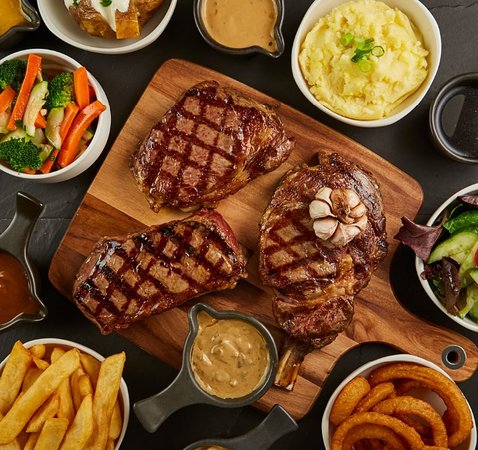 Campbellfield, Australien: We offer so many sides and options for all you steak lovers out there