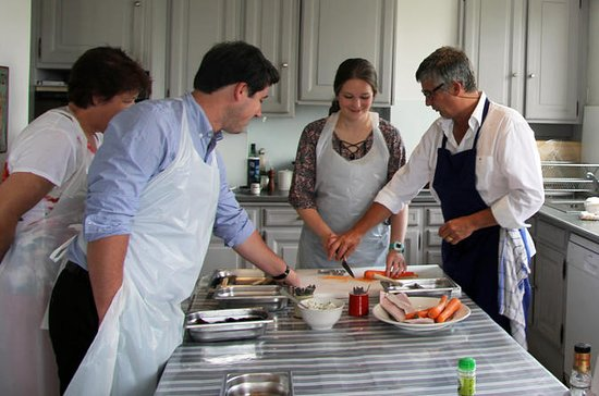 small group french cooking class in - Cours De Cuisine Italienne Paris