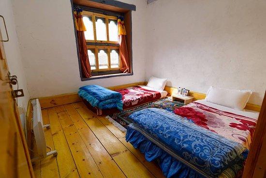 Haa District, Bhutan: Chimmi Homestay Room