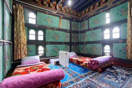 Haa District, Bhutan: Ugyen Homestay Room