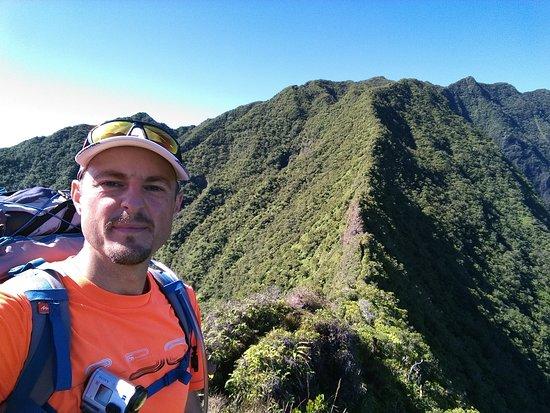 Mahina, French Polynesia: Il reste un peu de chemin...