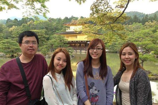 Excursão privada em Kyoto a partir de...