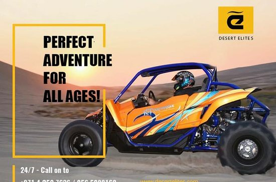 Dune Buggy Private Adventure - Sand...