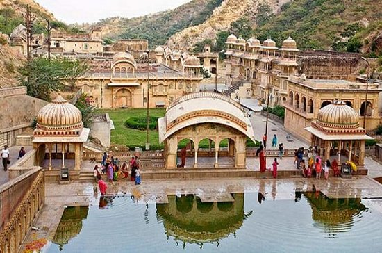 Overnachting in Jaipur Tour vanuit ...