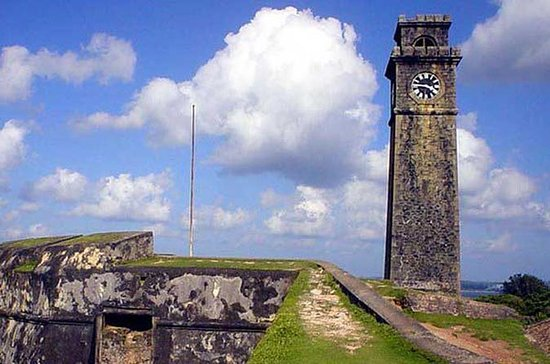 Day Excursion To Galle Fort From...
