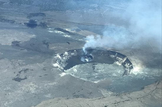 Volcanoes Air Tour of the Big Island...