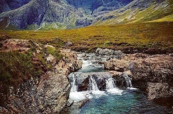 Isle of Skye, Fairy Pools, and Eilean...