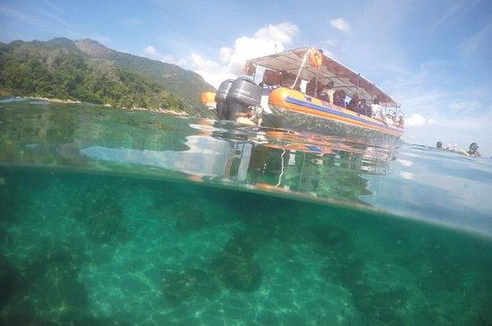 Tourpass Rio to  Ilha Grande Fastboat...