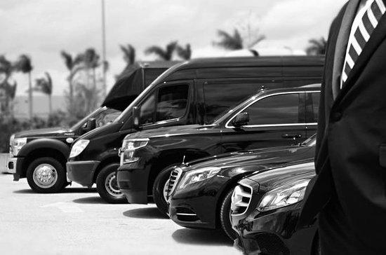 Chauffeur Service From Dubai
