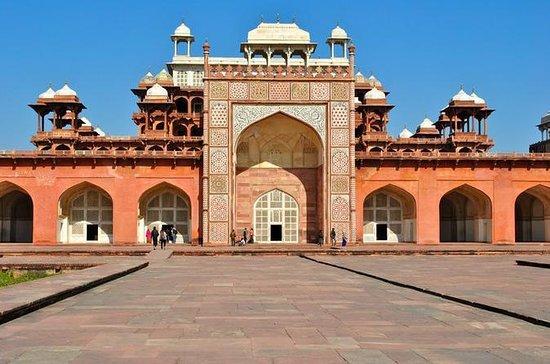 Village Walk in Surroundings of Akbar...
