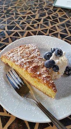 La Diosa Cellars Almond Cake Gluten Free