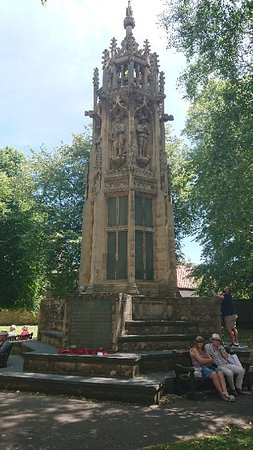 Yorkshire Regiment Boer War Memorial York