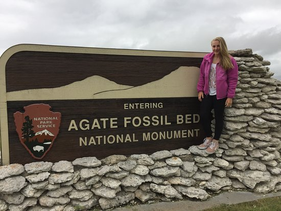Harrison, NE: Agate Fossil Beds National Monument
