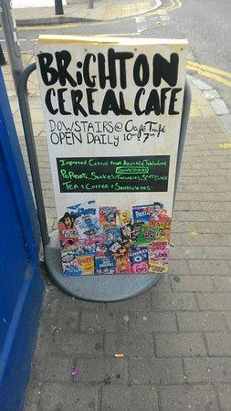 Brighton Cereal Cafe张图片