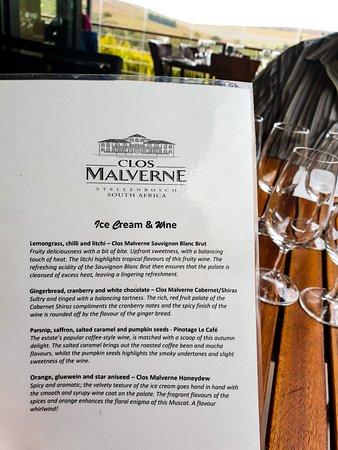 The Restaurant at Clos Malverne照片