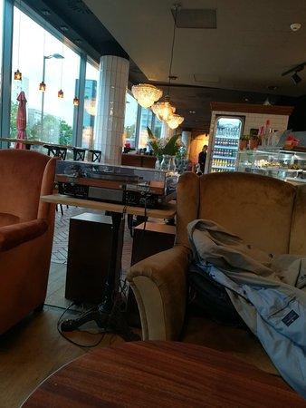 Columbus Coffee Oxygen: Café matinal