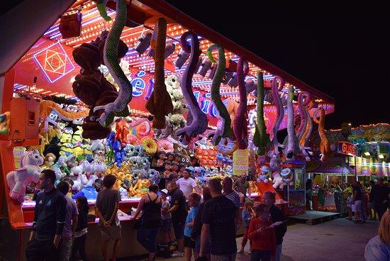 Luna Park: attractie