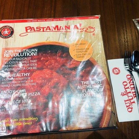 PastaMania Foto