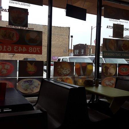 Lyons, IL: inside