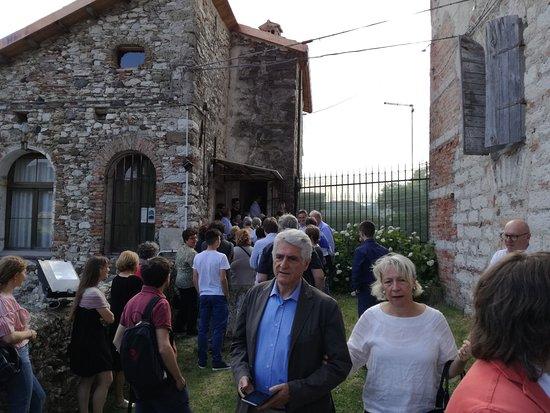 Feltre, Italy: Entrata della torre