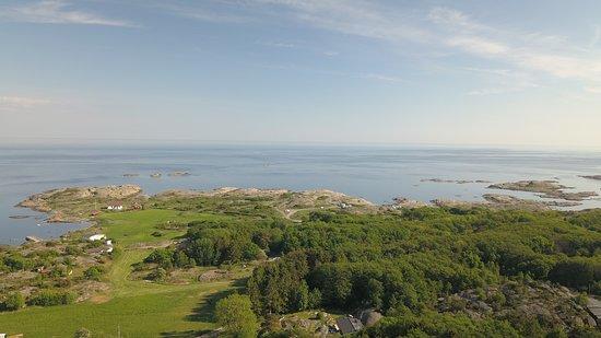 Stavern, Norveç: Flott naturlandskap
