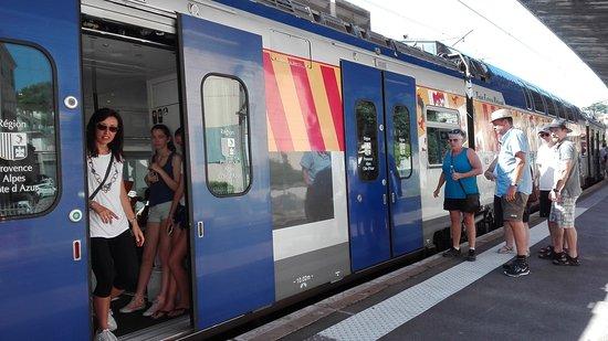 Stazione Ferroviaria di Ventimiglia