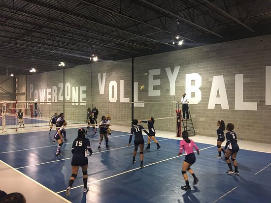 Denville, NJ: PowerZone Volleyball